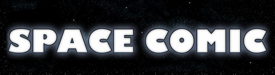 Welcome To The Space Comic Site